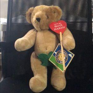 "Vermont Teddy Bear 16"""